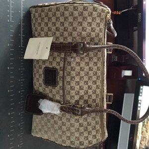 Liz Claiborne Satchel Handbag